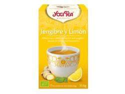 Infusión Classic Jengibre y Limón