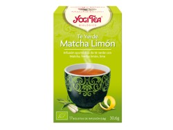 Infusión Classic Té Verde Matcha Limón